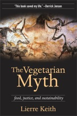 Cover of The Vegetarian Myth